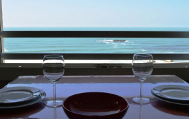Biarritz (64) - Vue mer - plein centre et bord de plage.