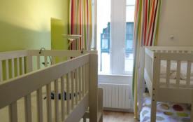 Villa Sévigné : la chambre d'enfants