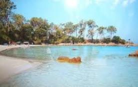 Villa Face à La Mer,50 M Plage D'argent dans golfe d'ajaccio près de porticcio