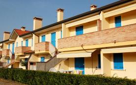 Appartement pour 2 personnes à Rosolina Mare