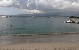 plage des 3 îlets à 15mn