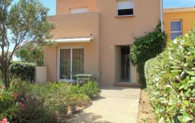 Port-Leucate (11) - Quartier naturiste - Les Jardins de Vénus. Appartement 4 pièces -70 m² enviro...