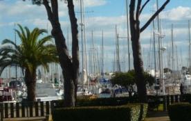 """LE CORMORAN"" TRES JOLI STUDIO - CABINE à 50 mètres de la plage."