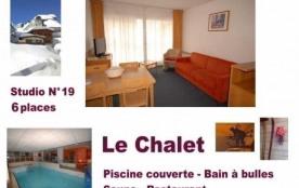 FR-1-260-14 - LE CHALET - Piscine