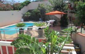 Grande Maison confortable avec piscine privative et Vue sur le port