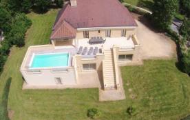 Villa à BEYNAC ET CAZENAC