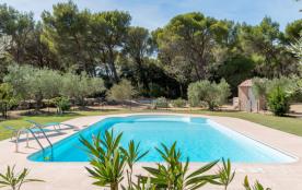 L'OLIVERAIE DE MATHILDE en Provence