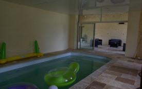 GITE DE LA CORMERIE, le calme de la campagne avec piscine intérieure