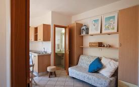 Appartement pour 2 personnes à Vada