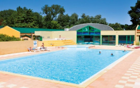 Camping Domaine des Pins 4*  Mobil-Home 2 CH 6 PERS