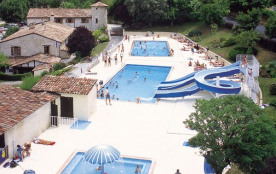 Camping Domaine du Verdon 4* - Mh 3 ch 6 pers