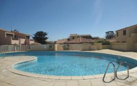 Port-Leucate(11) - Quartier naturiste - Aphrodite village. Deux pièces - 24 m² environ - jusqu'à ...