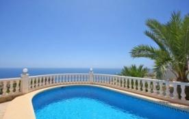 Villa OL Pano - Agréable villa de vacances pour 6 à 8 personnes avec une vue spectaculaire sur la...