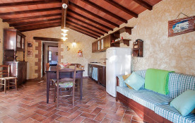 Maison pour 3 personnes à Roccastrada