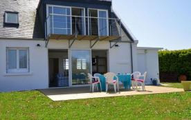 Villa avec magnifique vue sur la mer et plage à pied à 5mn à Le Conquet