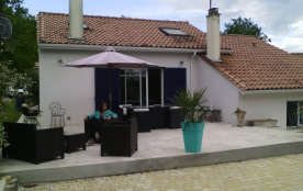 PROMO Belle Villa piscine 237m2 près Bordeaux