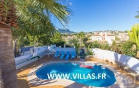 Villa AB GER - Très belle villa, pour 8 personnes, avec piscine privée.