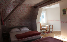 chambre double étage