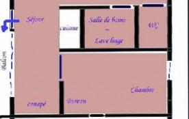 Appartement 2 pièces 4 personnes (1410)
