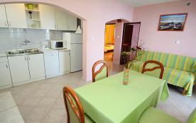 Maison pour 4 personnes à Korčula/Prigradica
