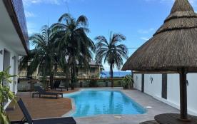 Villa de luxe offre de standing proche de la rivière LANGEVIN et de randonnèes