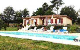 Villa à SAINT BARTHELEMY DE BELLEGARDE