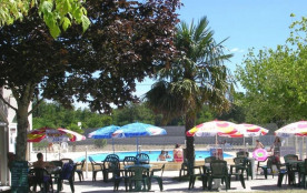 Camping Aloé, 120 emplacements, 24 locatifs