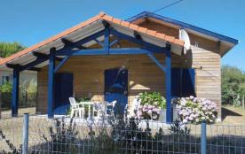 Villa 4 pièces 4 personnes située dans un quartier calme et agréable, son jardin ombragé vous per...