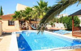 Location d'une villa à Ametlla de mar avec piscine privée |jaale