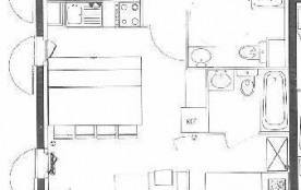 Appartement 3 pièces cabine 8 personnes (05)