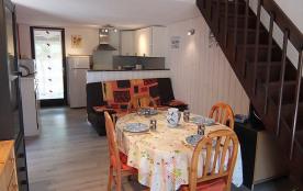 Studio pour 4 personnes à Saint Cyprien