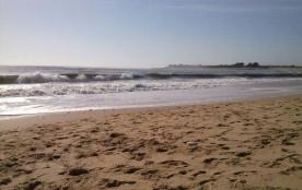 la plage a 300 M