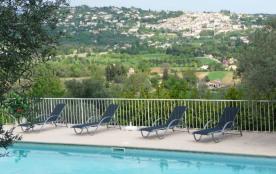 Villa 9 p Endroit et Vue Unique piscine chauffée