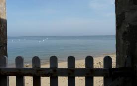 plage au bout du chemin privé