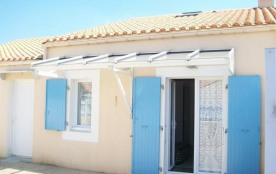 PROXIMITE PLAGE DU MARAIS GIRARD - Dans résidence, maison de type 2 mezzanine / 5 personnes