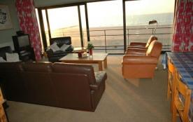 Grand appartement tout comfort vue sur mer de 7,35 m large