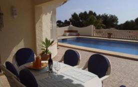 Location de cette villa avec piscine privé
