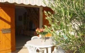 Gruissan (11) - Ayguades - Résidence Lagunes du soleil. Pavillon 3 pièces - 48 m² environ - jusqu...
