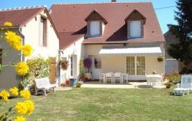 Maison 4 chambres proche de Briare et Belleville sur Loire