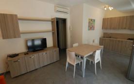 Studio pour 3 personnes à Lignano