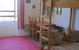 """La chambre """"enfants"""" avec grands lits superposés (2m x 90cm)"""