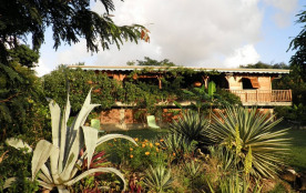 Villa créole à louer