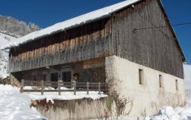 Location chalet été/hiver ski rando vtt accrobranches...