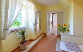 Appartement pour 3 personnes à Brseč