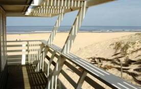 profiter des joies de l'immense plage surveillée
