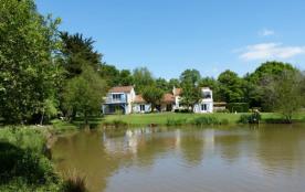 2 Gîtes pour 4 personnes chacun, sur grande propriétè avec ètang de pêche - Saint-Avaugourd-des-Landes