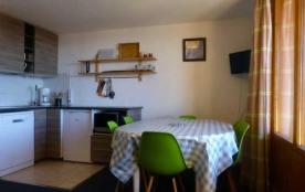 Appartement duplex 3 pièces coin montagne 8 personnes (91)