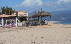 La plage du trottel à 12-15 mns à pied