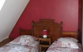 la chambre 2 lits simples