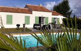 FR-1-357-79 - Maison de vacances T4 mezzanine, avec piscine individuelle
